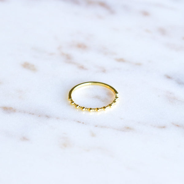 Bague Basic - or