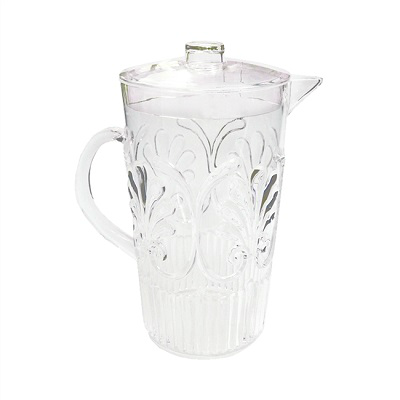 POLYCARB CLEAR PITCHER