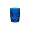 FLEUR BLUE POLYCARB WATER GLASS // REGISTERED FOR 8