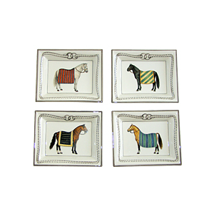 DEVON EQUESTRIAN SMALL CHANGE TRAY