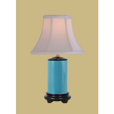 TURQUOISE PENCIL LAMP