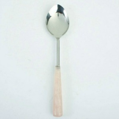 NATURAL SERVING SPOON