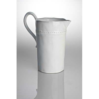 CHARLOT BEAD PITCHER