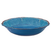 ANTIQUA BLUE MELAMINE SALAD BOWL // REGISTERED FOR 2