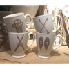 WINTER SPORTS MUGS