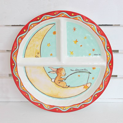 WISH UPON A STAR SECTION PLATE