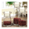GLASS FILLABLE CANDLE HOLDER SM, MD & LG