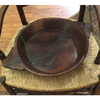 LARGE ANTIQUE DOUGH BOWL