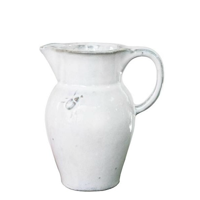 CREAM PITCHER WITH BEE