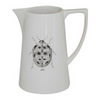 VINTAGE LADY BUG PITCHER