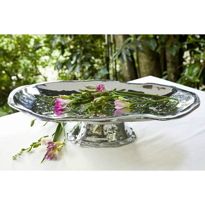 BEATRIZ BALL PEDESTAL SOHO OVAL TRAY