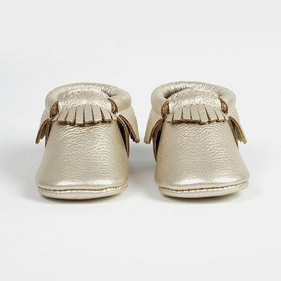 FRESHLY PICKED MOCCASINS // PLATINUM