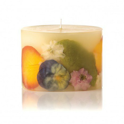 ROSY RINGS ORANGE BLOSSOM & HONEY PETITE CANDLE