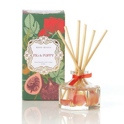 ROSY RINGS FIG & POPPY PETITE DIFFUSER