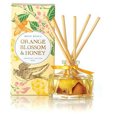 ROSY RINGS ORANGE BLOSSOM & HONEY PETITE DIFFUSER