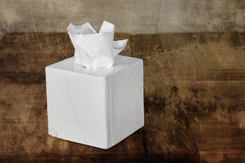 MONTES DOGGETT TISSUE BOX No. 408