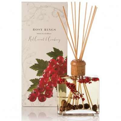 ROSY RINGS RED CURRANT & CRANBERRY REED DIFFUSER