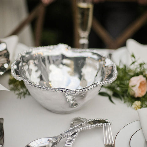 Beatriz Ball Organic Pearl Nova Flirty Bowl Med