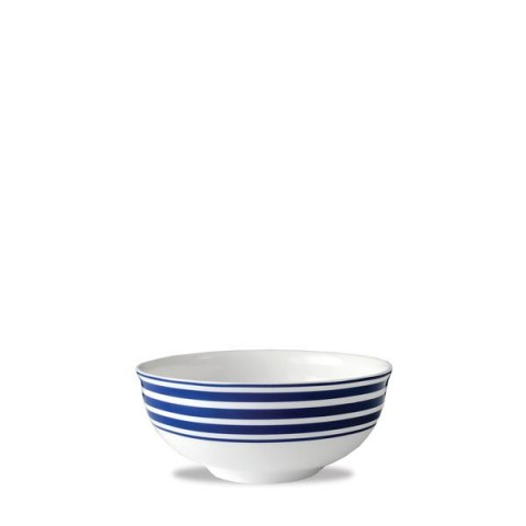 Beach Towel Stripe Cereal Bowl// Registered for 12 // 6 Purchased // Needs 6 to Fulfill Registry