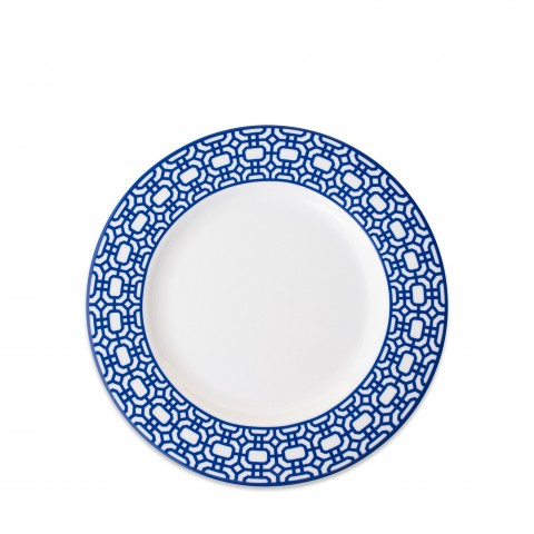 Newport Rimmed Salad Plate // Registered for 12 // 6 Purchased // Needs 6 to Fulfill Registry
