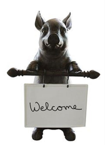 PIG MESSAGE BOARD