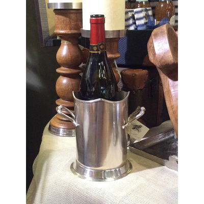 SILVER FEDERATION TROPHY WINE COOLER