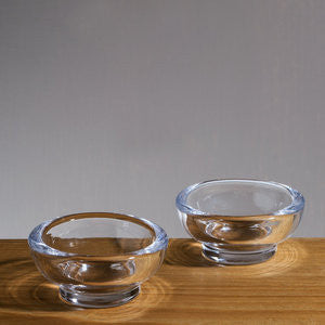 SIMON PEARCE MINI COUPE BOWLS SET OF 2