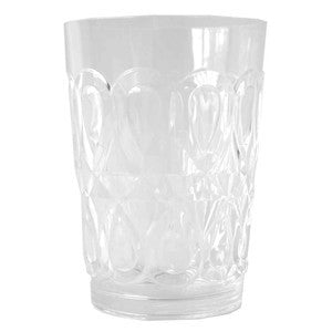 CASABLANCA POLYCARB WATER GLASS