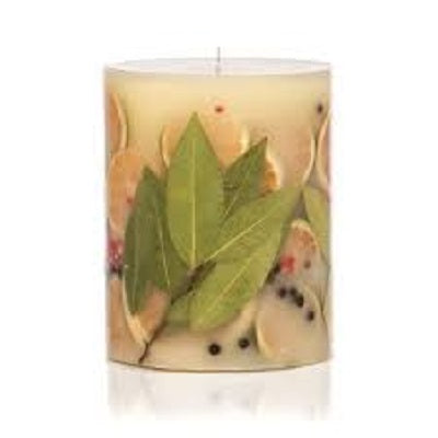 ROSY RINGS BAY GARLAND CANDLE