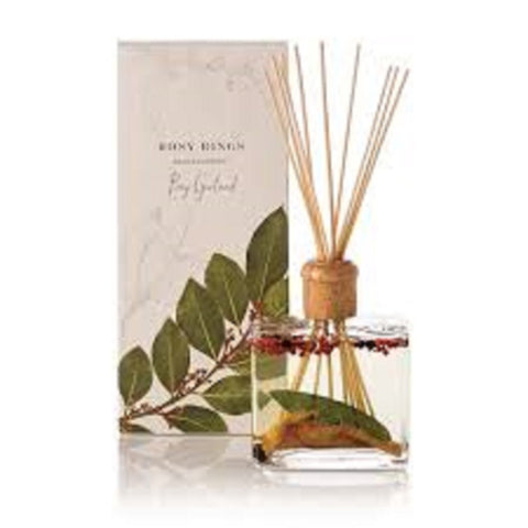 ROSY RINGS BAY GARLAND DIFFUSER