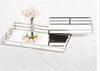 MIRRORED RECTANGULAR TRAY