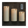 LIOWN MOVING FLAME PILLAR CANDLES