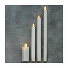 LIOWN MOVING FLAME TAPER CANDLES