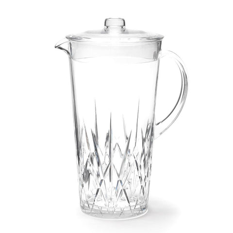 Acrylic Crystal Clear Pitcher