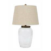 FILLABLE GLASS ROUND LAMP // REGISTERED FOR 2