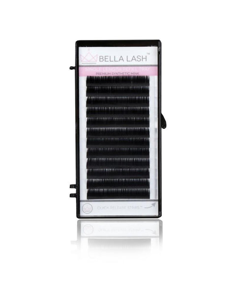 Volume Lashes D Curl  .03 12mm