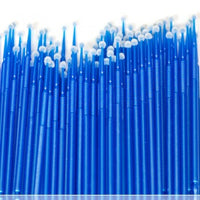 Bella Lash Micro Brush Swabs 100