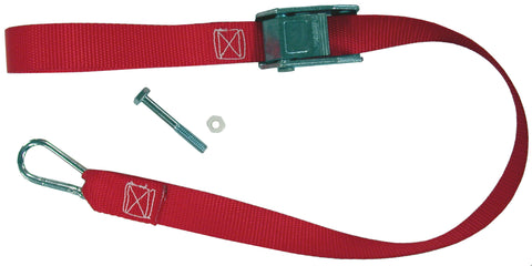 3-Section Bottom Net Pole Strap