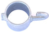 NEA2G-2.375-inch movable post eye-hook collar hot dip galvanized