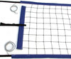 PNCB-Power Volleyball Suspension Net Aircraft Cable Blue Vinyl