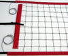 PNCR-Power Volleyball Suspension Net Aircraft Cable Red vinyl