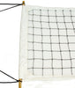 USLW-Professional Power Volleyball Net Kevlar Rope white Vinyl