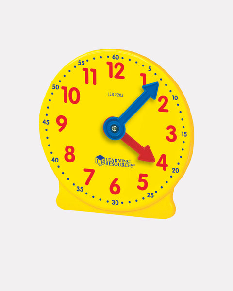 "4"" Geared Mini-clock"