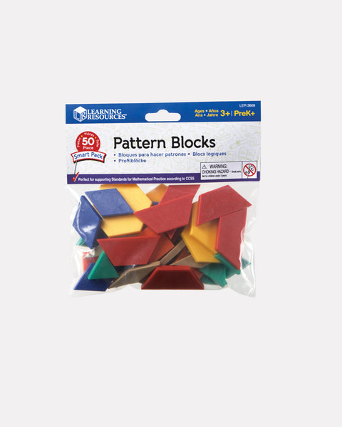Pattern Blocks Smart Pack