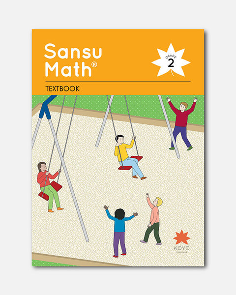 Sansu Math® Textbook 2