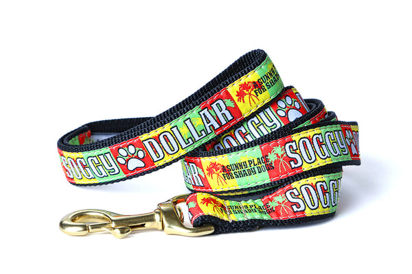 Rasta Dog Leash