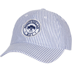 Oxford Prep Triple Palm Circle Hat