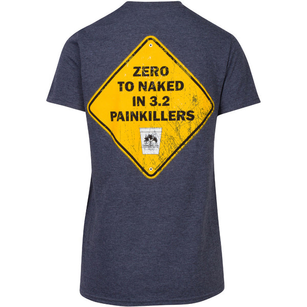 Zero to Naked Short Sleeve T-Shirt