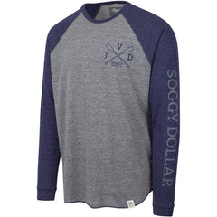 JVD Oars Raglan Long Sleeve T-Shirt