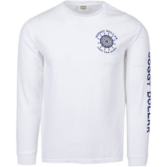 Wheel & Compass Long Sleeve T-Shirt